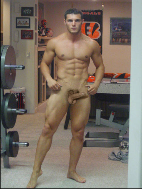 Фото голых гей качков
